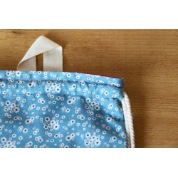Fabric Bags - Lovely Daisies