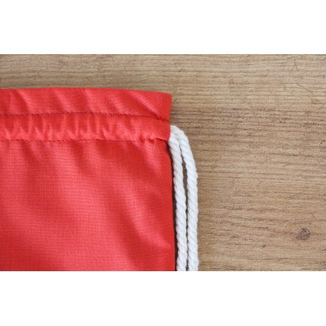 Fabric Bags - Red